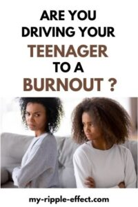 Teen Burnout