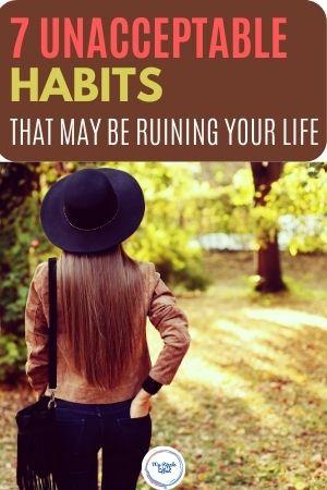 toxic habits