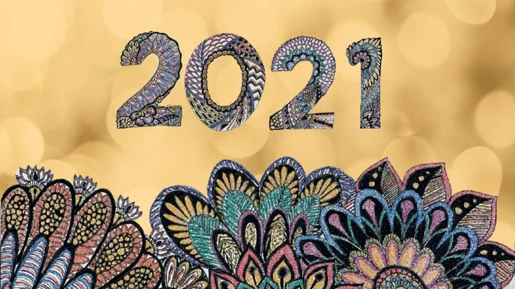 art work specifying 2021